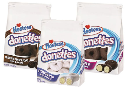 Hostess donettes recalled