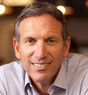 Howard Schultz, Starbucks