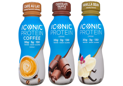 Iconic Protein protein drinks