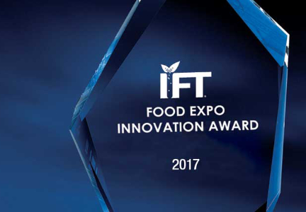 I.F.T. 2017 innovation award