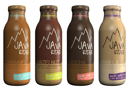 Java Ridge RTD coffee milk