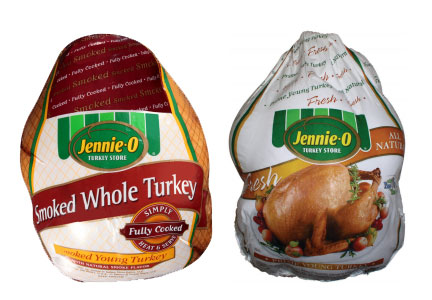 Jennie-O turkeys