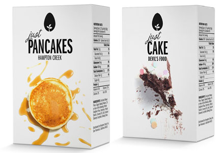 Just Cake and Just Pancake mix, Hampton Creek