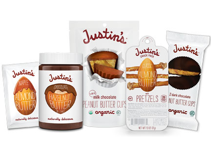 Justin's products, Hormel