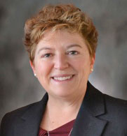 Kathryn Boor, the Ronald P. Lynch Dean of the College of Agriculture and Life Sciences at Cornell University