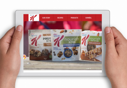 Kellogg e-commerce