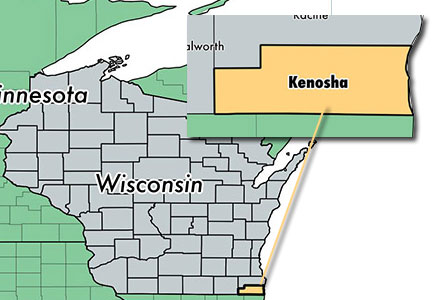 Kenosha County, Wisconsin