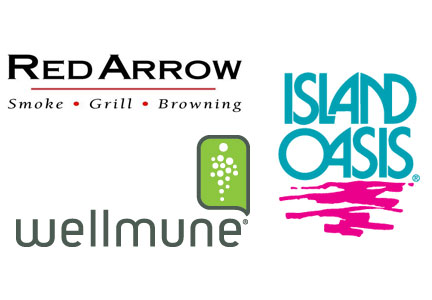 Kerry Group acquisitions, Red Arrow logo, Island Oasis logo, wellmune logo