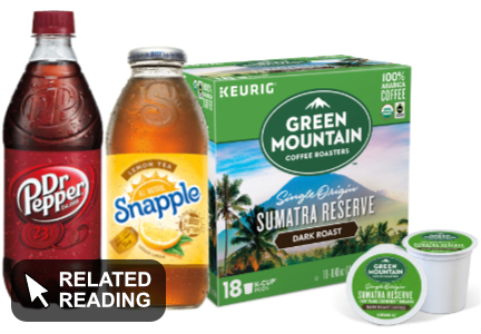 JAB Holding Co. to acquire Dr Pepper Snapple Group