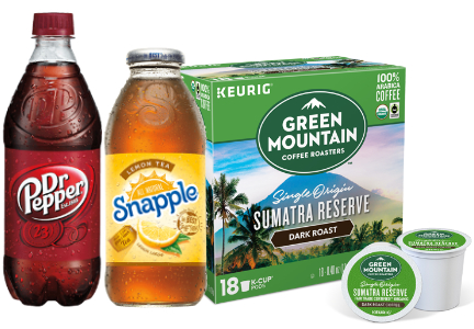 Keurig Dr Pepper Snapple