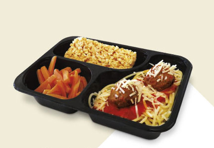 Kids meal from Noodles & Co.