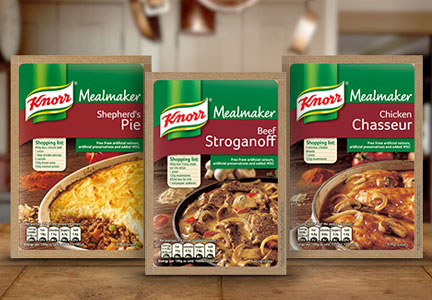Knorr Meal Makers, Unilever