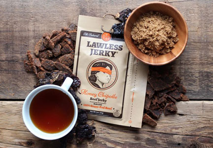 Lawless Jerky Honey Chipotle