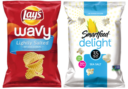 process of making lays chips