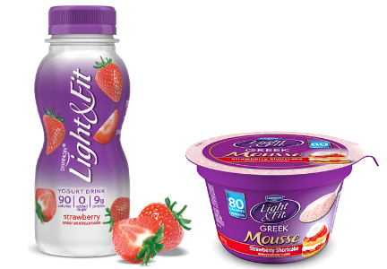 Activia Light & Fit, DanoneWave
