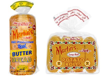 Martin's bread products