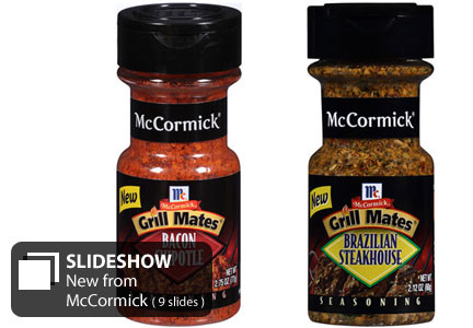 McCormick Grill Mates seasonings