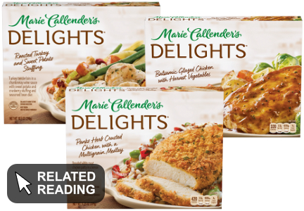 Frozen innovation heating up at Conagra Brands