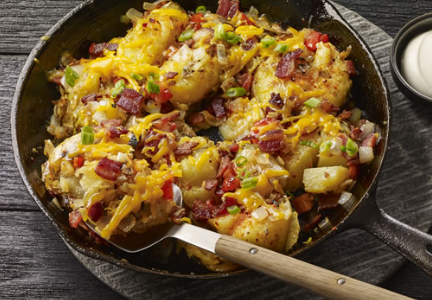 McCormick smashed potatoes