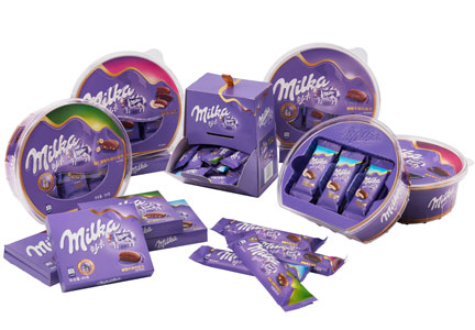 Mondelez Milka in China