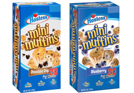 Hostess Mini Muffins