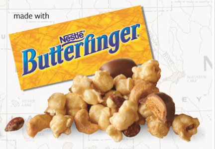 Moose Munch Butterfinger