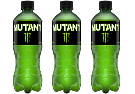 Monster Energy Beverages - Mutant
