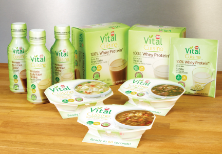 Vital Cuisine, meal replacement beverages