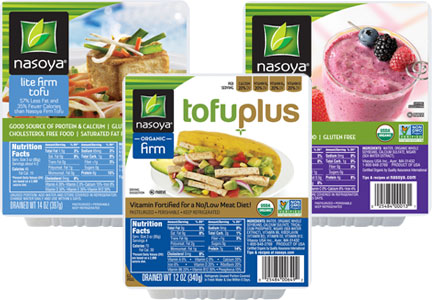 Nasoya tofu, Vitasoy USA Inc., Pulmuone Foods Co.