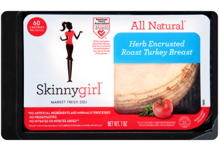 Skinnygirl natural turkey