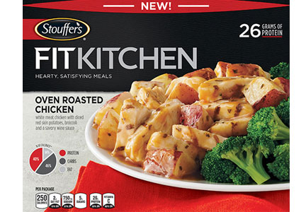 Nestle Stouffer's Fit Kitchen