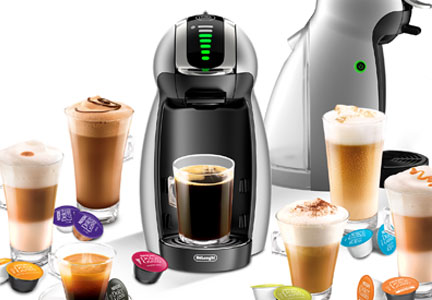 Nestle Dolce Gusto coffee machine