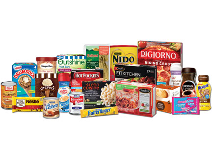 Nestle USA products