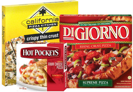 Lean Pockets Logo Nestle supports F.D.A....