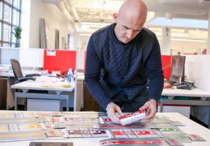James Sommerville reviews comps of the new Diet Coke packaging designs.