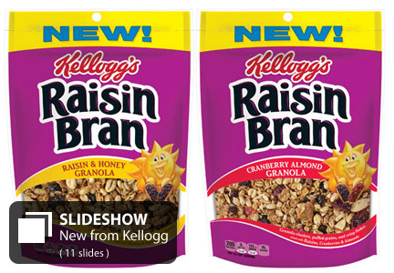 New products from Kellogg