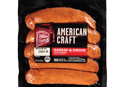 American Craft sausage