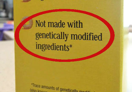General Mills Cheerios G.M.O. labeling