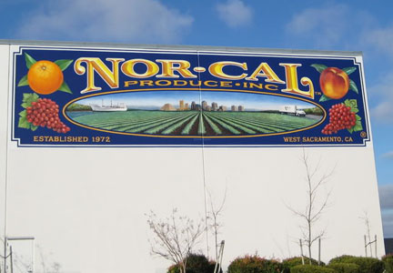 Nor-Cal Produce, Inc. building