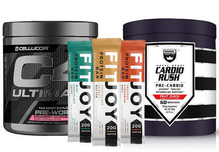 Nutrabolt brands - Cellucor, Royal Sport, FitJoy