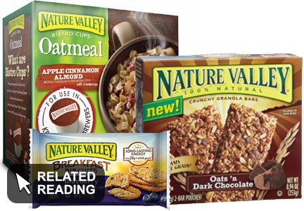 Nature Valley granola bars natural claim lawsuit