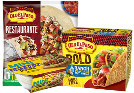 Old El Paso products, B&G Foods