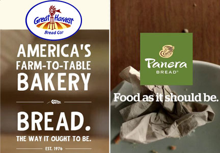 Great Harvest, Panera in spat over slogan | Food Business News | March 11, 2016 11:19