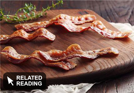 Panera better bacon