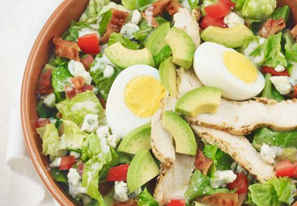 Panera Chicken Cobb salad