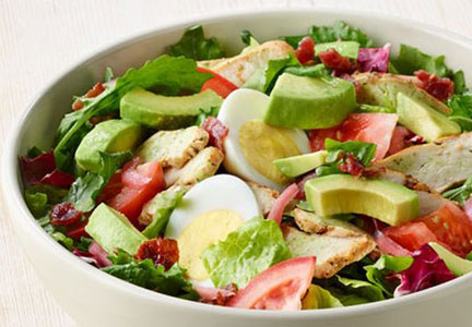 Panera Green Goddess Cobb Salad