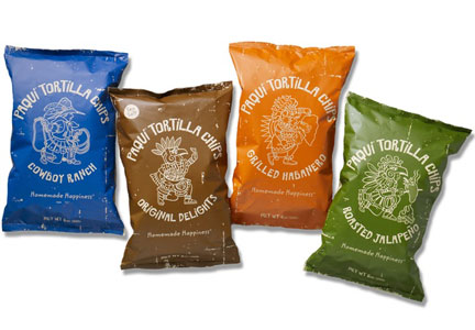Paqui Tortilla Chips, Amplify Snack Brands