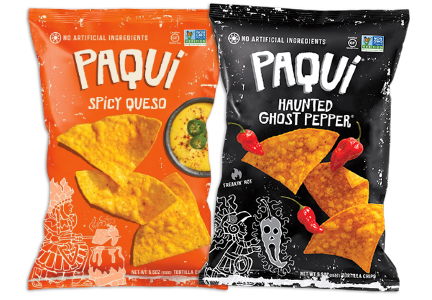 Paqui chips, Amplify Snack Brands