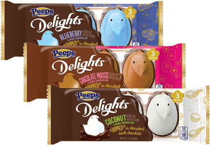 Peeps Delights, Just Born