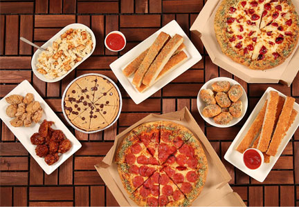 Pizza Hut $5 Flavor Menu, Yum! Brands
